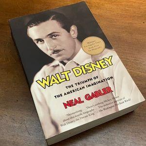Walt Disney • (Neal Gabler) - PAPERBACK BOOK